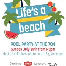 704 Pool Party