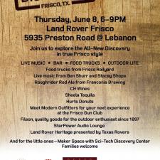 Land Rover Frisco, TX